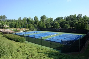 Tennis courts within the neighorhood ... Golf is just a short drive away.
